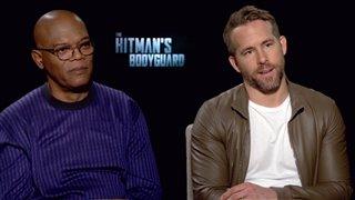 samuel-l-jackson-ryan-reynolds-interview-the-hitmans-bodyguard Video Thumbnail