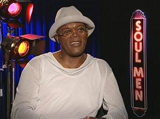 Samuel L. Jackson (Soul Men) - Interview Video Thumbnail