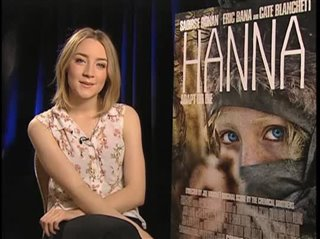 Saoirse Ronan (Hanna)- Interview Video Thumbnail