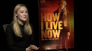 Saoirse Ronan (How I Live Now)- Interview Video Thumbnail