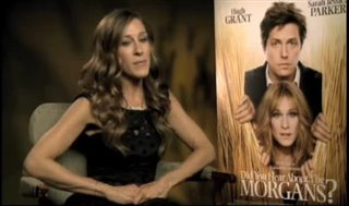 Sarah Jessica Parker (Did You Hear About the Morgans?) - Interview Video Thumbnail