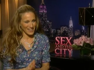 Sarah Jessica Parker (Sex and the City) - Interview Video Thumbnail