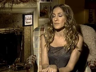SARAH JESSICA PARKER - THE FAMILY STONE - Interview Video Thumbnail