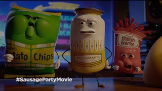 "Sausage Party movie clip ""Tweaking"" Video Thumbnail"