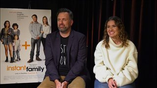 sean-anders-and-maraide-green-talk-instant-family Video Thumbnail