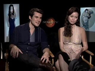 SEAN MAHER & SUMMER GLAU - SERENITY- Interview Video Thumbnail