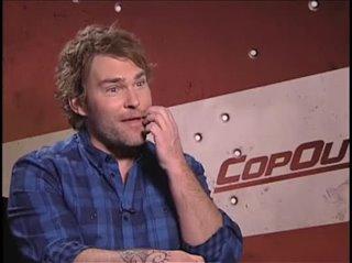 Seann William Scott (Cop Out)- Interview Video Thumbnail