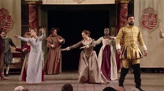 Shakespeare's Globe on Screen Trailer Video Thumbnail