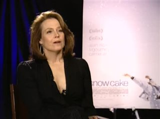 sigourney-weaver-snowcake Video Thumbnail