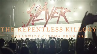 'Slayer: The Repentless Killogy' Trailer Video Thumbnail