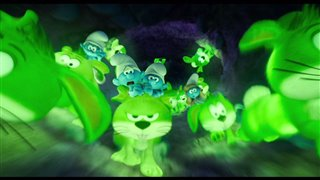 """Smurfs: The Lost Village Movie Clip - """"Glow Bunnies"""" Video Thumbnail"""