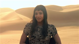 sofia-boutella-interview-the-mummy Video Thumbnail