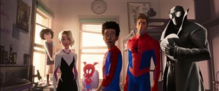 'Spider-Man: Into the Spider-Verse' Trailer #2 Video Thumbnail