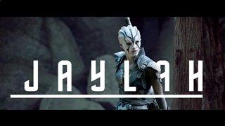 Star Trek Beyond featurette - Jaylah Video Thumbnail