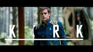 "Star Trek Beyond featurette - ""Kirk"" Video Thumbnail"