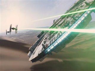 Star Wars: The Force Awakens - Teaser Trailer Video Thumbnail