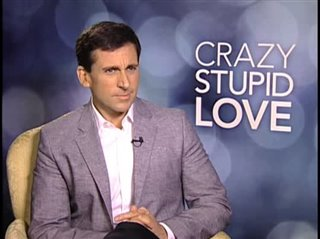 Steve Carell (Crazy, Stupid, Love.)- Interview Video Thumbnail