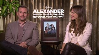 steve-carell-jennifer-garner-alexander-and-the-terrible-horrible-no-good-very-bad-day Video Thumbnail
