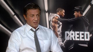 sylvester-stallone-creed-interview Video Thumbnail