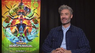 taika-waititi-interview-thor-ragnarok Video Thumbnail