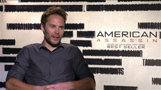 taylor-kitsch-interview-american-assassin Video Thumbnail