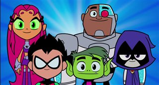 'Teen Titans GO! to the Movies' Teaser Trailer Video Thumbnail