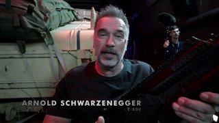 'Terminator: Dark Fate' - Comic-Con Featurette Video Thumbnail