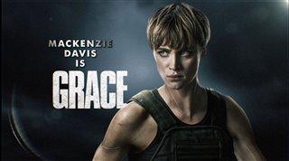 'Terminator: Dark Fate' Character Spotlight - Grace Video Thumbnail