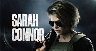 'Terminator: Dark Fate' Character Spotlight - Sarah Connor Video Thumbnail