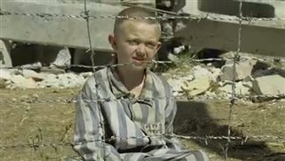 The Boy in the Striped Pajamas Trailer Video Thumbnail