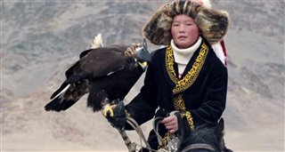 the-eagle-huntress-official-trailer Video Thumbnail