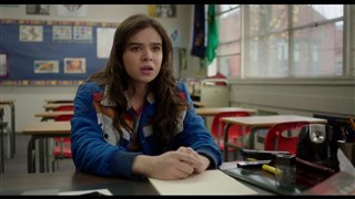 The Edge of Seventeen - Official Trailer Video Thumbnail