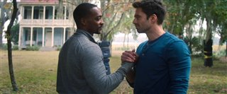 """THE FALCON AND THE WINTER SOLDIER Featurette - """"Co-workers"""" Video Thumbnail"""