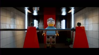 The LEGO Movie clip - Lord Business Video Thumbnail