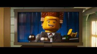 The LEGO Movie: Meet President Business Video Thumbnail
