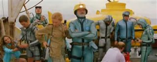 THE LIFE AQUATIC WITH STEVE ZISSOU Trailer Video Thumbnail