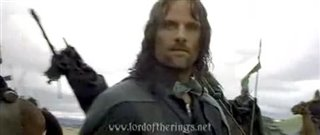 The Lord of the Rings: The Two Towers Trailer Video Thumbnail