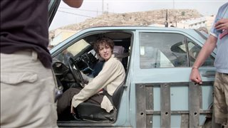 """THE RHYTHM SECTION Featurette - """"Car Chase"""" Video Thumbnail"""