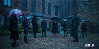 'The Umbrella Academy' Trailer Video Thumbnail