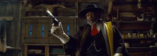 The Hateful Eight Trailer Video Thumbnail