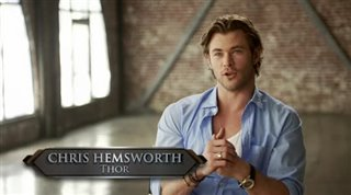 Thor: The Dark World - Featurette - Thor & Jane Video Thumbnail