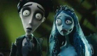TIM BURTON'S CORPSE BRIDE Trailer Video Thumbnail