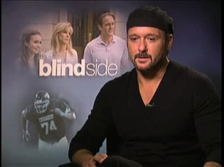tim-mcgraw-the-blind-side Video Thumbnail