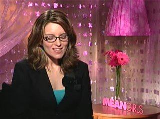 TINA FEY- Interview Video Thumbnail