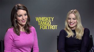 tina-fey-margot-robbie-whiskey-tango-foxtrot-interview Video Thumbnail