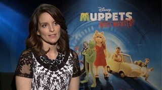 tina-fey-muppets-most-wanted Video Thumbnail