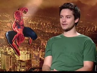 TOBEY MAGURE - SPIDER-MAN 2- Interview Video Thumbnail