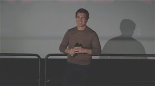 Tom Cruise at the Edge of Tomorrow premiere in Toronto Video Thumbnail