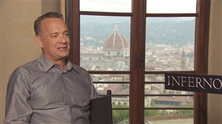 tom-hanks-interview-inferno Video Thumbnail