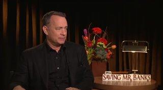 Tom Hanks (Saving Mr. Banks)- Interview Video Thumbnail